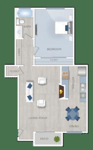 One Bedroom Apartments in Encino, CA